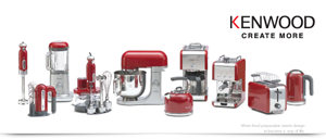 Kenwood Brand No 1 In Europe Home Appliances To Conquer